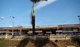 Ribeirão Preto - Ribeirão Preto-SP-Terminal Rodoviário-Foto:Alexandre Bonacini