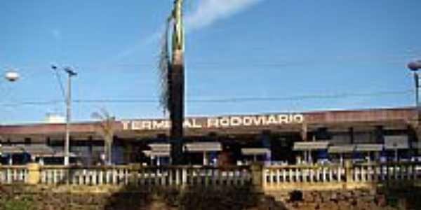 Ribeirão Preto-SP-Terminal Rodoviário-Foto:Alexandre Bonacini