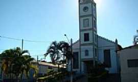 Rifaina - Igreja de Rifaina-SP-Foto:Alexandre Bonacini