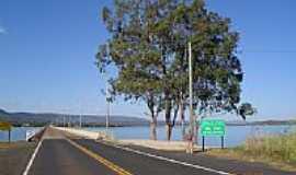 Rifaina - Ponte sobre o Rio Grande em Rifaina-SP-Foto:Altemiro Olinto Cris…