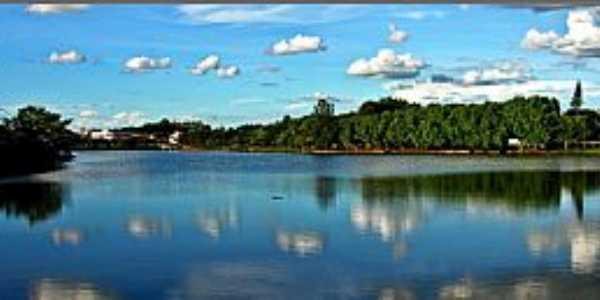 Rio Claro-SP-Lagoa Azul-Foto: