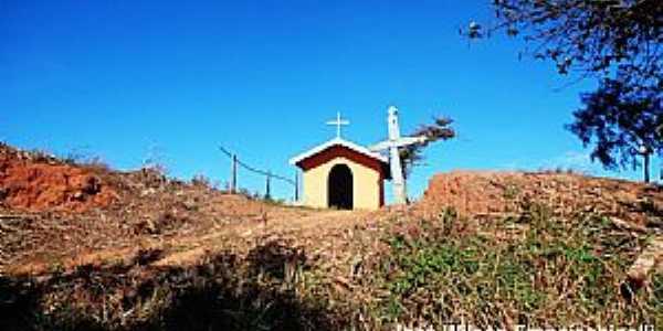 Rio das Pedras-SP-Capela de Santa Terezinha-Foto:José Wilson Francischinelli