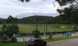 Rio Grande da Serra - Lagoa de decantação de esgoto, Por Marcos Antonio da Silva