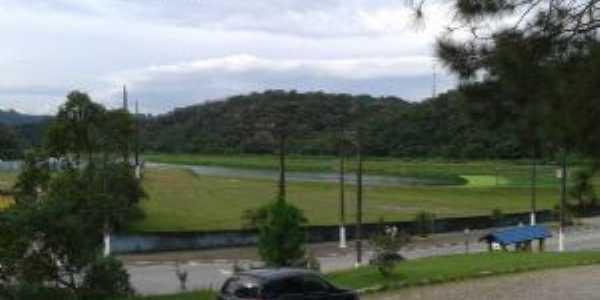 Lagoa de decantação de esgoto, Por Marcos Antonio da Silva