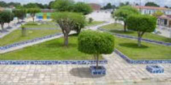 Praça Absolon Dias Novais , Por Por Telma Novaes e Cunha