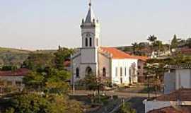 Riversul - Igreja Matriz Vista pela Praça por Odemur Cezar Marangoni