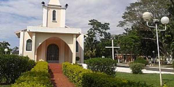 Imagens da localidade de Rosália Distrito de Marília - SP Paróquia Senhor Bom Jesus