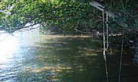 Rosana - Barranca do Rio Paraná em Rosana-SP-Foto:Isa Lanziani