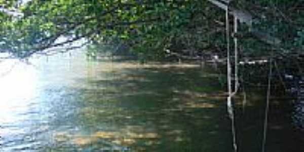 Barranca do Rio Paraná em Rosana-SP-Foto:Isa Lanziani