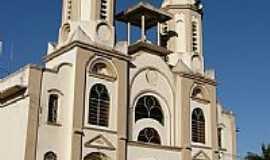Roseira - Igreja Matriz de Sant´Ana em Roseira-SP-Foto:JulioAndrade