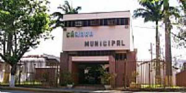 C�mara Municipal de Roseira-SP-Foto:ROTAdoSAMBA CelsoCar�