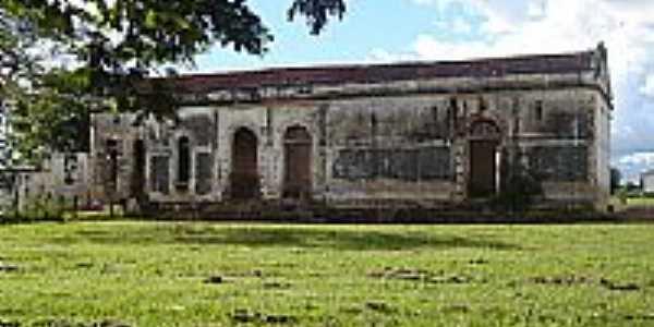 Antiga Estação Ferroviária-Foto:Mauricio Caetano de …