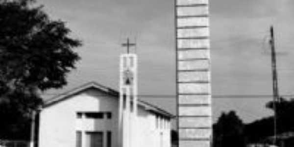 Igreja Matriz de São Francisco de Assis, Por Marcos