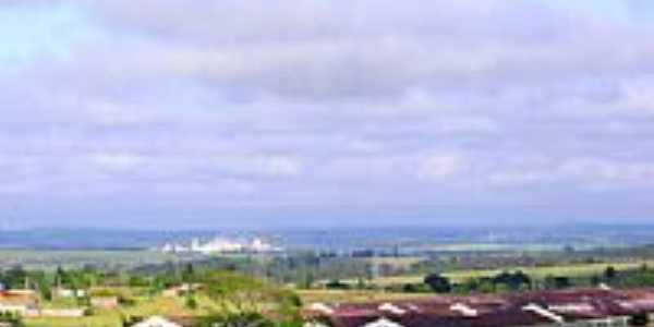 Vista da cidade-Foto:Aurora Trench