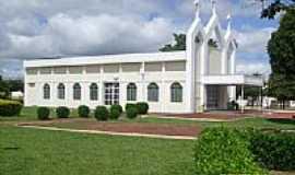 Rubin�ia - Igreja