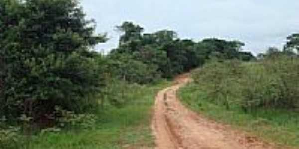 Estrada de terra-Foto:abram.