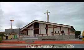 Rafael Jambeiro - Rafael Jambeiro-BA-Igreja Matriz-Foto:Lima Comunicação