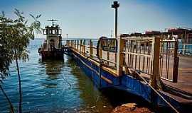 Sabino - Balsa - Porto Santa Cruz