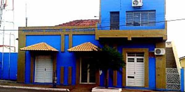 Imagens da cidade de Salmourão - SP