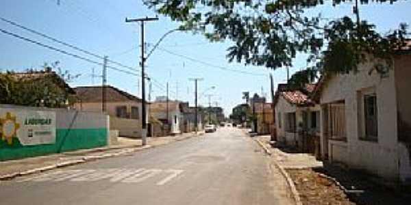 Avenida Sete de Setembro-Saltinho - SP Foto Cidade Brasil