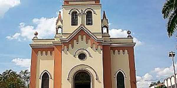 Igreja matriz-Salto-SP - por G. Romanini