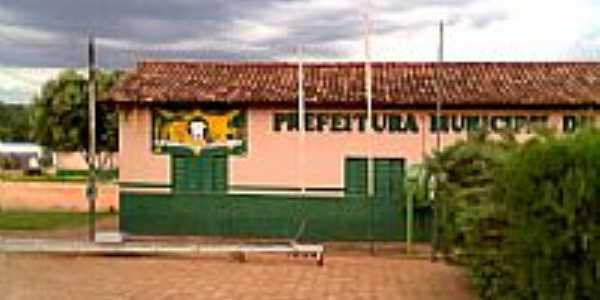 SANTA TEREZA - Prédio da Prefeitura por clesio da crus Barbosa