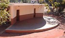 Salto Grande - Concha Acústica na Rua Dr.Antônio Prado em Salto Grande-SP-Foto:whelighton