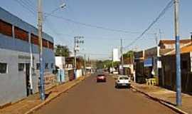 Salto Grande - Rua Rui Barbosa,do Estádio, em Salto Grande-SP-Foto:whelighton