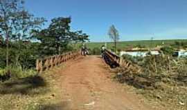 Santa Adélia - Santa Adélia-SP-Ponte sobre Passagem de Nível-Foto:Amauri José Granzotto