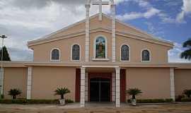 Santa Albertina - Santa Albertina-SP-Igreja de São Francisco de Assis-Foto:Luciano Pinatto