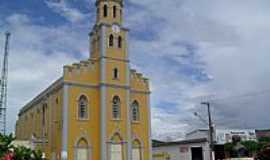 Junqueiro - Igreja da Divina Pastora em Junqueiro-Foto:Sergio Falcetti