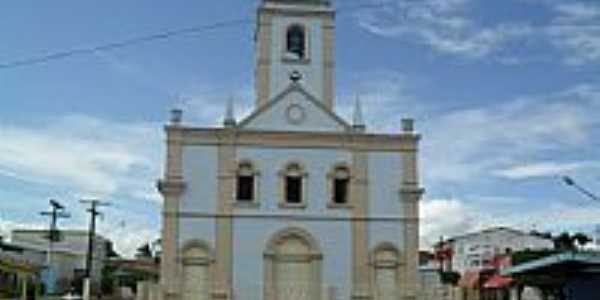 Igreja de S�o Jos� em Junqueiro-Foto:Sergio Falcetti