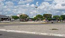 Remanso - Remanso-BA-Praça Manoel Firmo Ribeiro-Foto:Christovam Lopes Regis