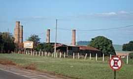 Santa Cruz das Palmeiras - Cerâmica-Foto:LPSLPS
