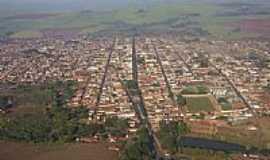 Santa Cruz das Palmeiras - Vista aérea-Foto:Marcelo Basilone