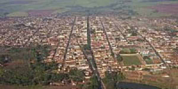 Vista aérea-Foto:Marcelo Basilone
