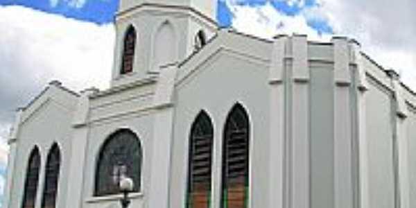 Santa Cruz do Rio Pardo-SP-Igreja Presbiteriana Independente-Foto:Emerson Gonçalves