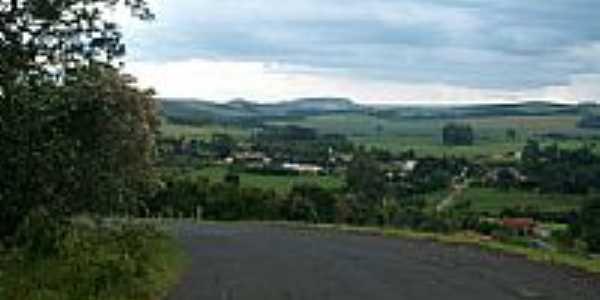 Vista da cidade-Foto:M.M.C