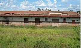 Santa Ernestina - Estação Ferroviária-Foto:leonelio