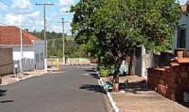 Santa Ernestina - Rua João Nascimento Correia-Foto:leonelio