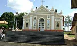 Santa Eudóxia - Igreja Matriz-Foto:Roselito Fávero da S…