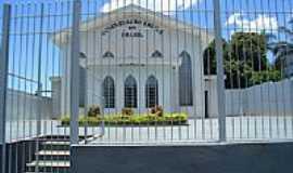 Santa Fé do Sul - Igreja, por Jair Teixeira