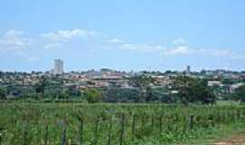 Santa Fé do Sul - Vista da cidade, por Jair Teixeira