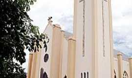 Santa Fé do Sul - Igreja Matriz, por J. Vital Goncales