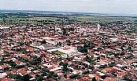 Santa F� do Sul - Vista �rea, por Jacinto Sorato