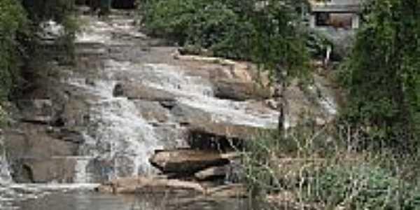 Santa Isabel-SP-Cachoeira do Ribeirão Araraquara-Foto:FabioLaurindo