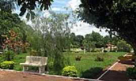 Santa Isabel do Marinheiro - Praça-Foto:hvaleiro