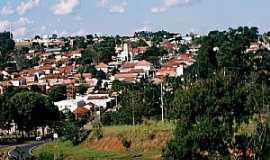 Santa Maria da Serra - Vista Geral De Santa Maria Da Serra SP - Por Prado