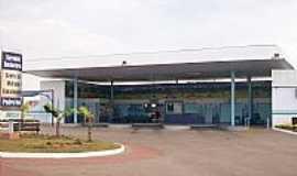 Santa Maria da Serra - terminal Rodoviário em Santa Maria da Serra-SP-Foto:Nestor José Dias Filho