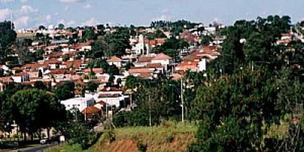 Vista Geral De Santa Maria Da Serra SP - Por Prado